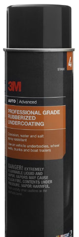 Professional Grade Rubberized Undercoating