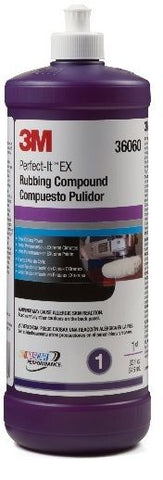 EX Rubbing Compound Quart