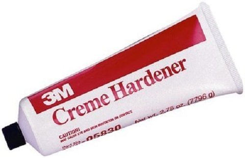 Body Filler and Fiberglass Hardener Red Creme