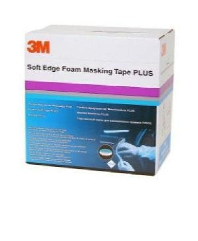 Soft Edge Foam Masking Tape PLUS