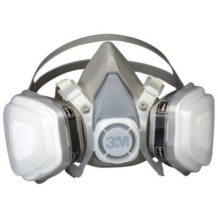 Dual Cartridge Organic Vapor P95 Respirator Assembly