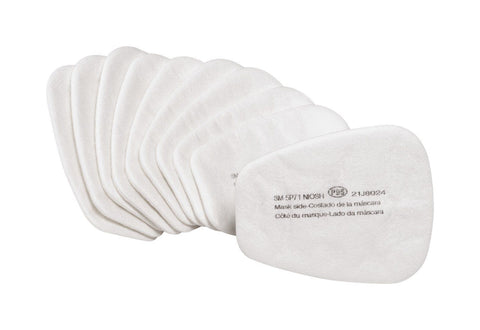 Particulate Filter Respiratory Protection