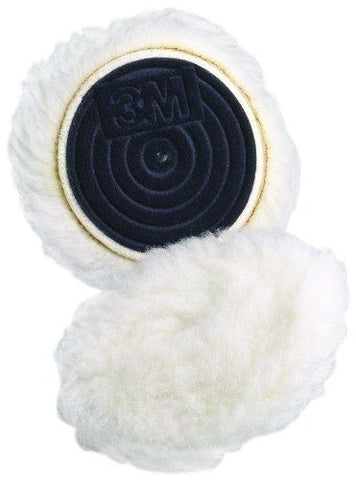 3 Inch Knit Single Sided Buffing Pad