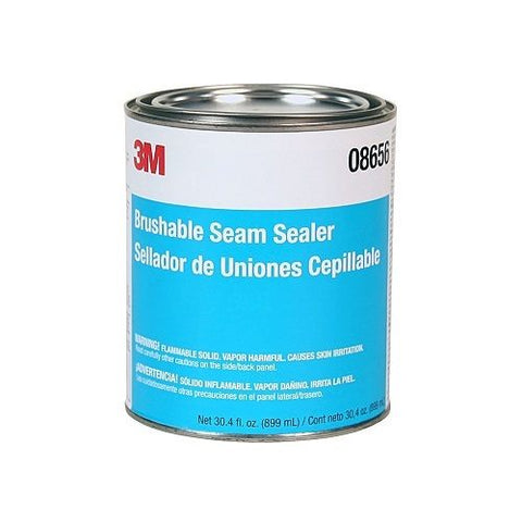 3M 08656 Brushable Seam Sealer - 30.4 oz - Autobodynow.com
