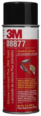 Silicone Lubricant Plus (Wet Type)