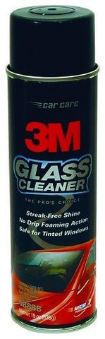 Glass Cleaner Aerosol
