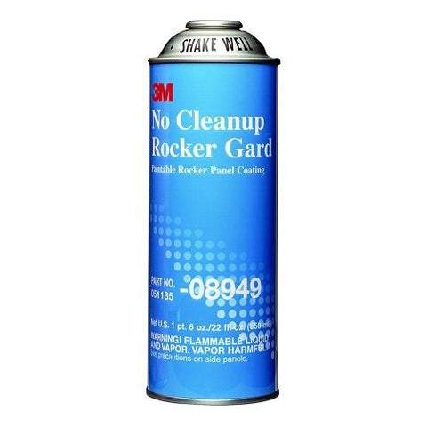No Cleanup Rocker Gard Coating