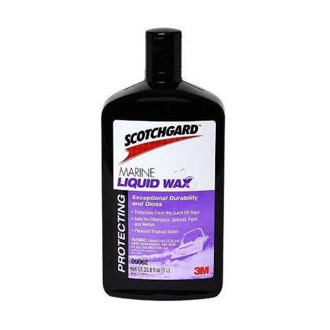 Marine Liquid Wax