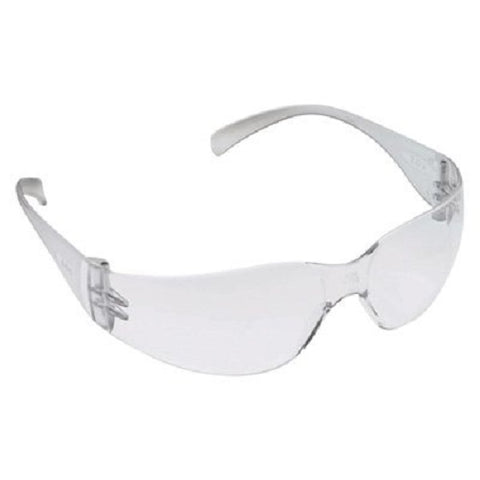 Virtua Polycarbonate Uncoated Lens Safety Glasses