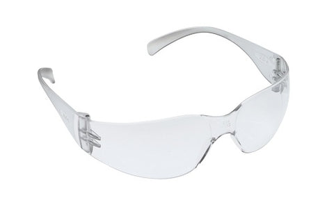 Virtua Anti-Fog Safety Glasses, Clear Frame, 6 Pack