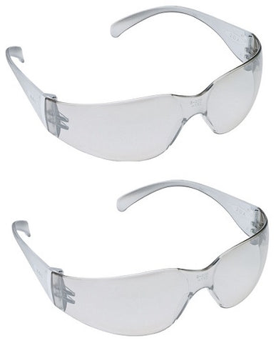 Protective Eyewear, Hard Coat Lens, 2-PACK