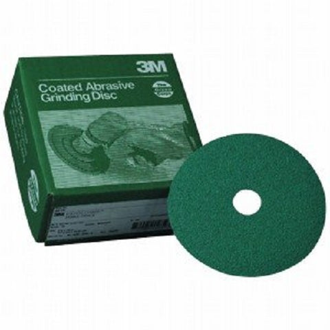 "5"" x 7/8"" Inch Green Corps Disc 24 Grit"