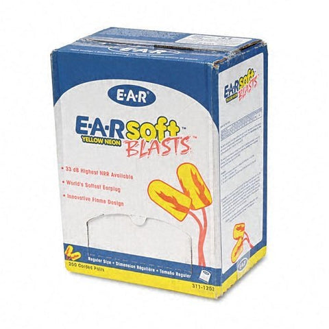 Earplug Blasts Corded Earplugs