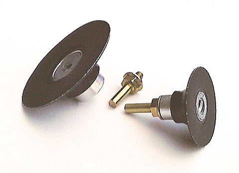 Roloc Disc Pad Assembly with 1/4 Inch Shaft
