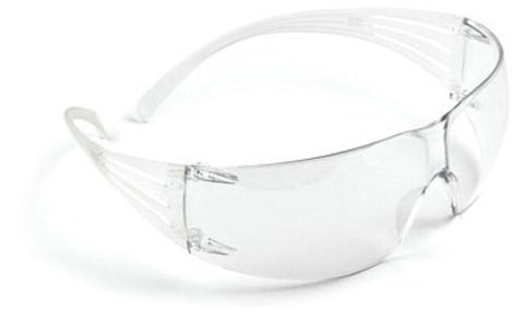 SecureFit Protective Eyewear, Anti Fog Coating