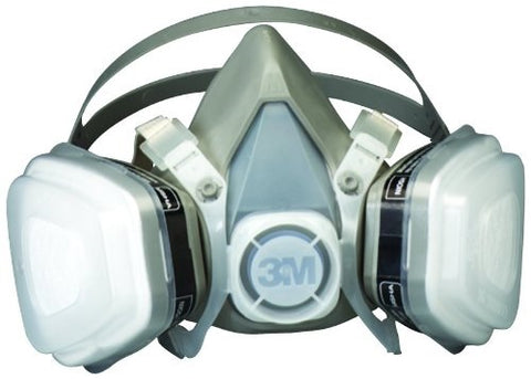 Dual Cartridge Respirator Assembly P95 Large