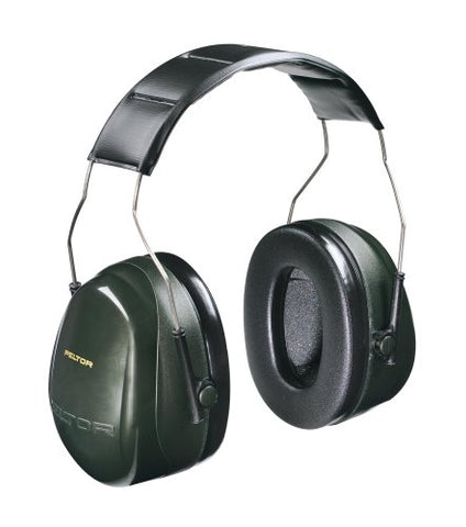 3M 08071 Peltor Optime 101 Over-the-Head Earmuff - Autobodynow.com