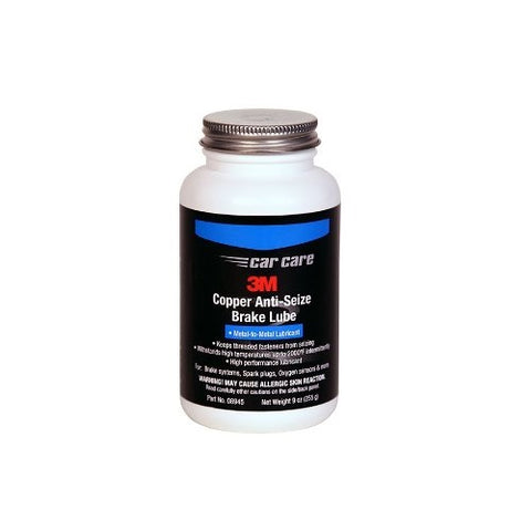 Copper Anti Seize Brake Lube