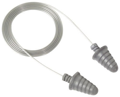 3 M Safety Ear Plug, Skull Screws Corded #P1301 - Autobodynow.com