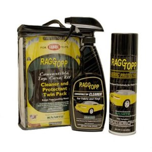 Convertible Fabric Top Care Kit