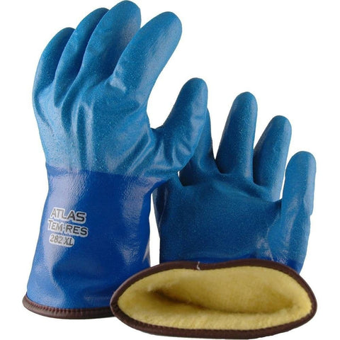 Breathable, Waterproof and Insulated PU Coated Gloves