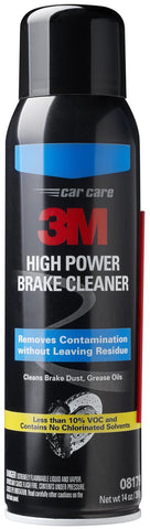 High Power Brake Cleaner, 12-Pack