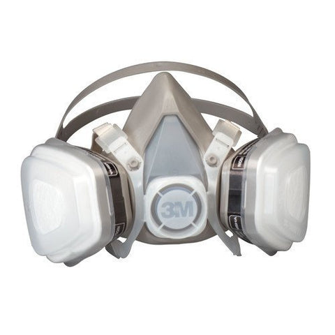 Dual Cartridge Respirator Packout