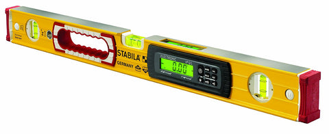 Electronic Magnetic Level Dual Displays IP65