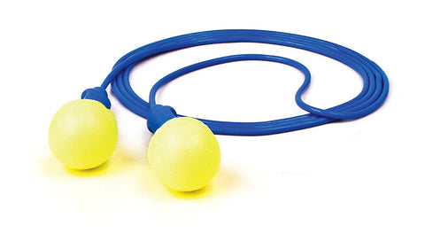 Push-Ins Corded Earplugs