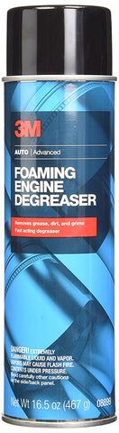 Foaming Engine Degreaser