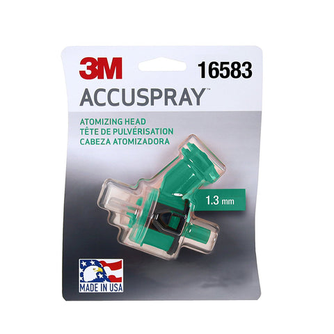 Accuspray Single Atomizing Head