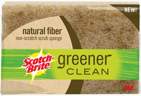 Greener Clean Non-Scratch Scrub Sponge
