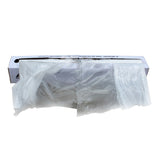 Clear Plastic Sheeting 10 Micron 20' x 250' Feet Masking Film