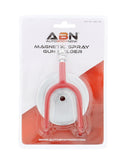 "ABN Magnetic Spray Gun Holder 2"" Inch Stand for Gravity Feed Cup HVLP"