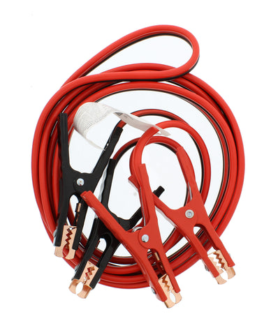 ABN Heavy Duty Booster Jumper Cables (6 AWG Gauge x 16FT) with Carrying Bag