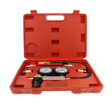 Cylinder Leak Detector Engine Compression Tester Kit Leakage Test Set