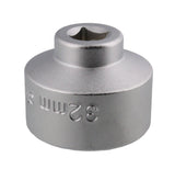 32mm Metric Low Profile Oil Filter Canister Housing Socket Wrench