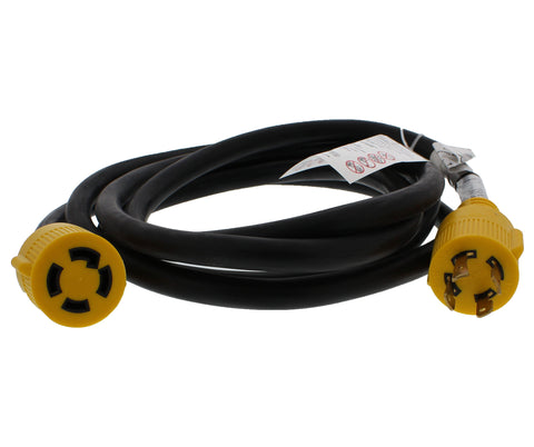 10 Foot 30A Generator Extension Cord