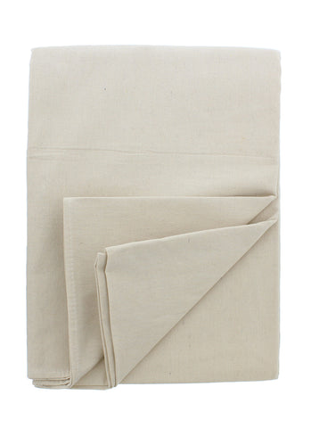 Painters White Canvas Paint Drop Cloth Jumbo 12' x 15' Foot 4-PACK