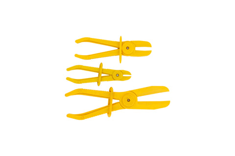 3 Piece Line Clamp Set