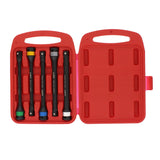 "1/2"" Inch Drive, 8"" Long Torque Socket Extension Bar Tool Kit 5 pc Set"