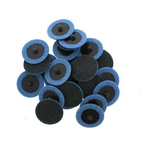 "Surface Conditioning Discs - 2"" Inch Fine Grit, 25-pack"