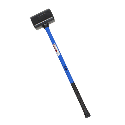 "10 lb pound Rubber Mallet Hammer 35"" Inch Dead Blow Mallet"