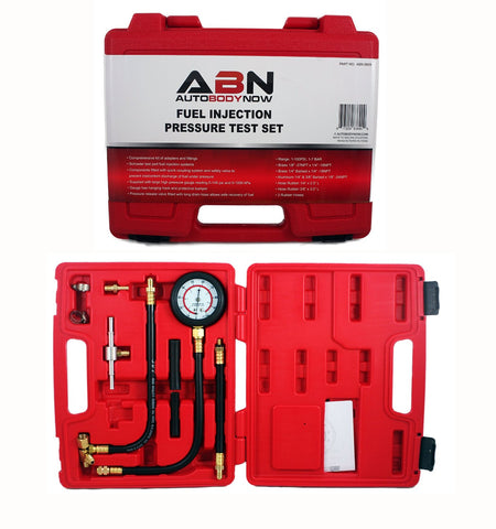 Fuel Injection Pressure Test Kit