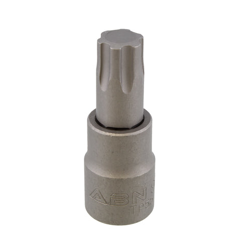 "Torx Plus 55 TP55 Torx Socket with 3/8"" Inch Square Drive"