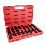 Wheel Lock Removal Tool Kit Lug Nut Key Set, Master Wheel Lock Key Set