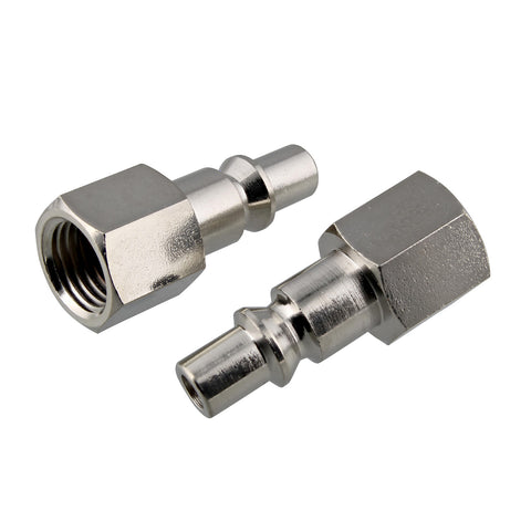 "1/4"" NPT Coupler Air Fittings Female Air Hose Coupler Air Tool Fitting"