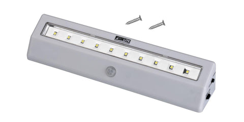 LED Motion Sensor Under Kitchen Cabinet Light Bar Battery Operated OSB1000