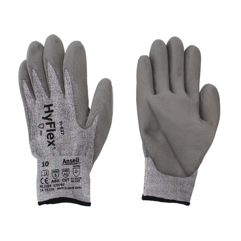 Safety Gloves, Size 10, 12 Pairs