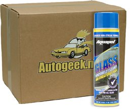 Windshield Glass Cleaner - Case of 12